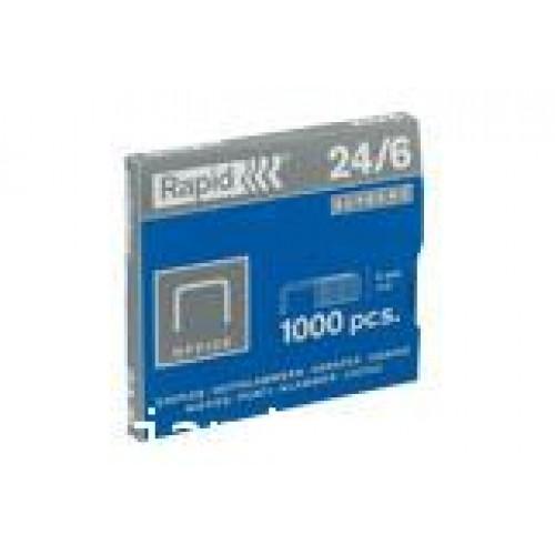 ลวดเย็บราปิด246( RAPID246 )5,000ตัวกล่อง