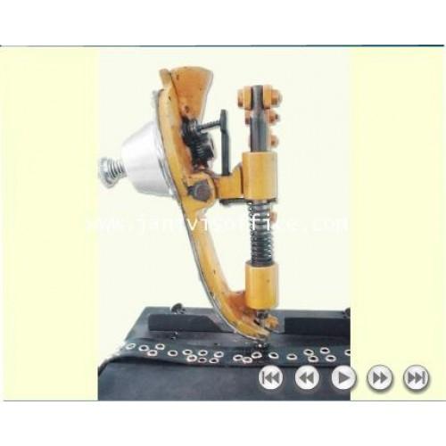 เครื่องตอกตาไก่(EYELET PUNCHING MACHINE) 140EM