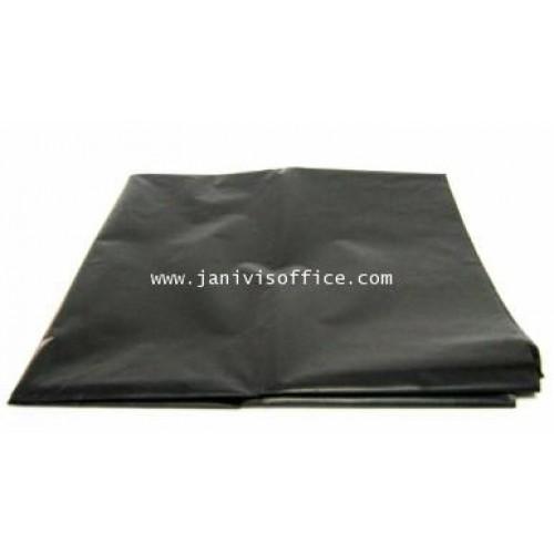 ถุงขยะดำ 22 x 30 นิ้ว ราคากก.