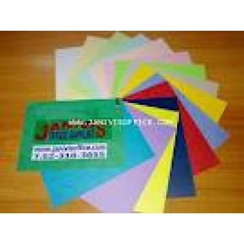 กระดาษหนังช้างนอก 170 แกรม ขนาด90x64cm.(Buffalo skin paper)