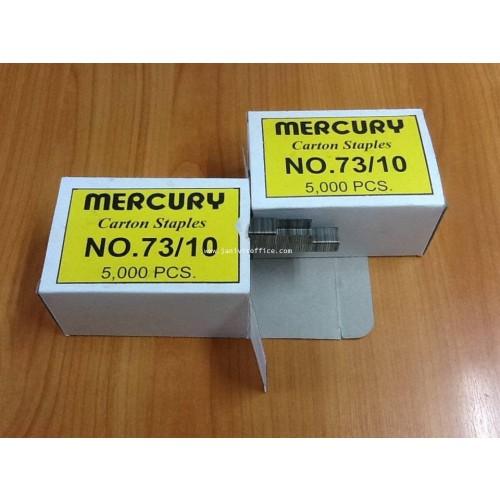 ลวดเย็บเมอร์คิวรี่ เบอร์7310 Mercury (5,000ตัวกล่อง)