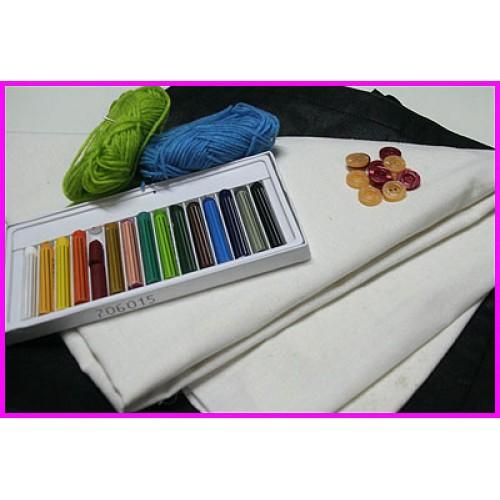 สีชอล์คเขียนผ้า เพนเทล 15 สี PTS-15