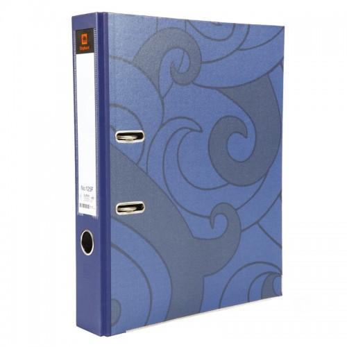 แฟ้มช้างก้านยกสัน2นิ้ว รุ่น 125F ขนาดF4 สีน้ำเงิน แพ๊คละ12เล่ม