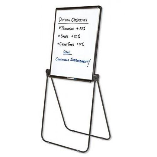 กระดานฟลิปชาร์ทแม่เหล็กรุ่น 100TE QUARTET Flipchart Easel Unimate 100TE  (86*60ซม.)