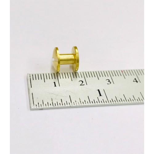 น๊อตยึดแฟ้มสีทอง ขนาด 5 มม.(M5)