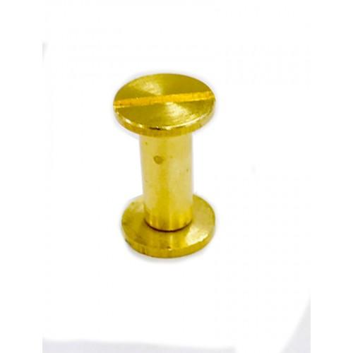 น๊อตยึดแฟ้มสีทอง ขนาด 12นิ้ว.