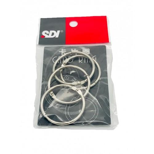 ห่วงเหล็ก SDI no.5753(1-12นิ้ว)4 อัน