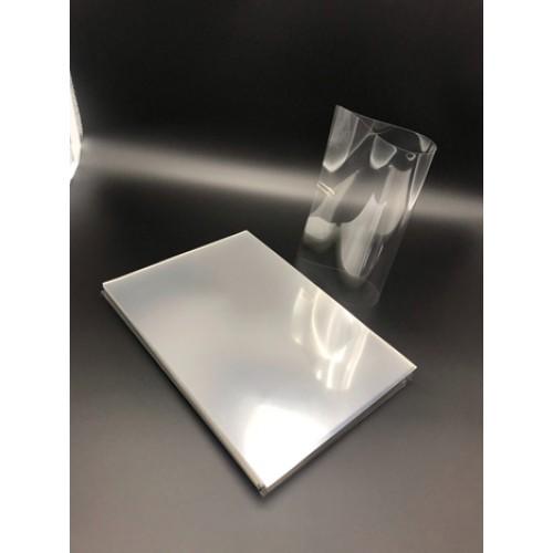 ปกใส PETขนาด A3 หนา 200ไมครอน (พลาสติกใสทำ FACE SHIELD) 100แผ่น