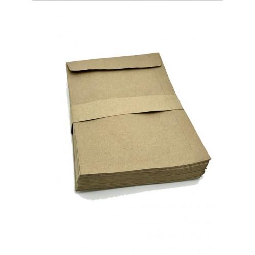 ซองเอกสารน้ำตาล 7×10นิ้ว KI (50ใบ) แพ็ค50ซอง