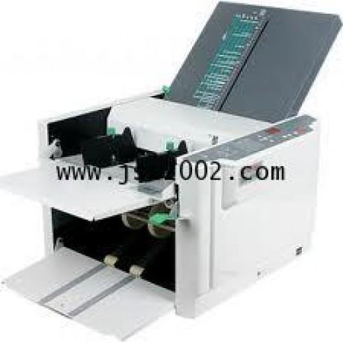 เครื่องพับกระดาษอัตโนมัติแบบตั้งโต๊ะ JSC รุ่น RD-298A A3