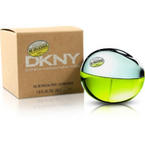 น้ำหอม DKNY Be Delicious women EDP 100ml. น้ำหอมของแท้ มีกล่องซีล น้ำหอมแอ็ปเปิ้ลเขียว