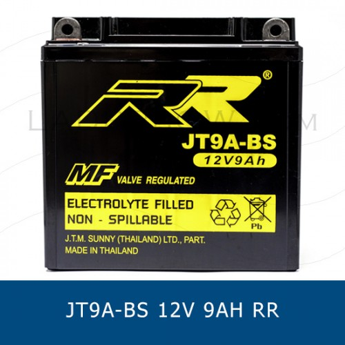 RR JT9A-BS CB9-BS 12V 9Ah ��������������������������������������� ��������������������������������� motorcycle battery
