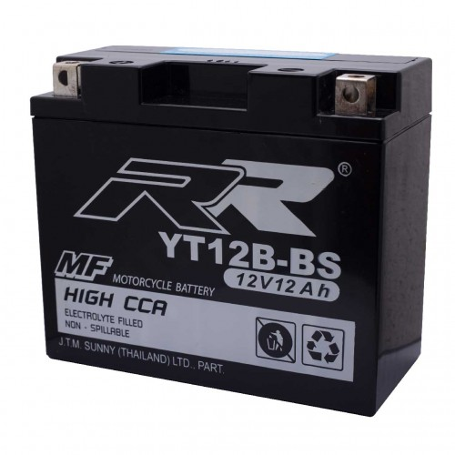 RR YT12B-BS YUASA YT12B-BS 12V 12Ah 215CCA ������������������������������������������������������������