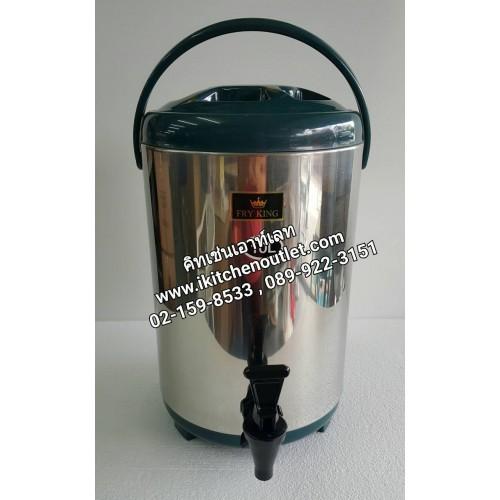 ถังชา 12 ลิตร (สีแดง เขียว น้ำตาล)