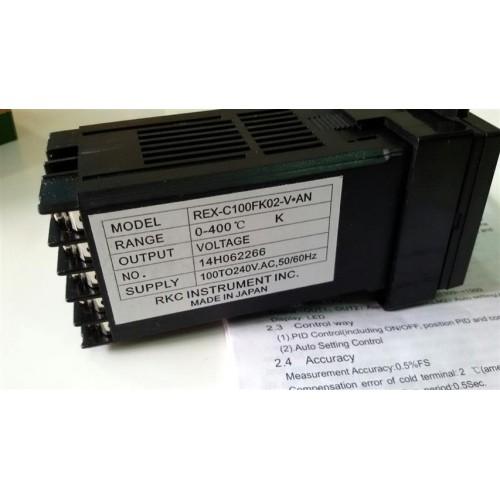 เครื่องวัดและควบคุมอุณหภูมิ REX-C100, Output SSR