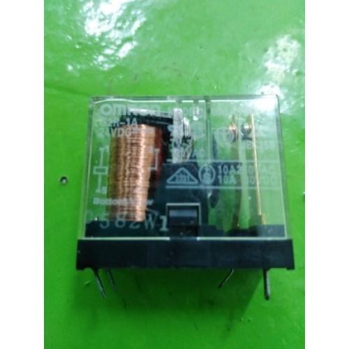 OMRON G2R-1A 24VDC ราคา 130 บาท