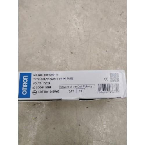 OMRON G2R-2SN 24VDC ราคา 289 บาท