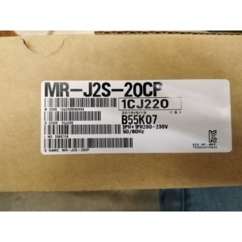 MITSUBISHI MR-J2S-20-CP ราคา 16500 บาท
