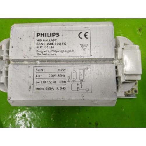 PHILIPS BSNE 250L 300I TS 250W 50HZ ราคา 500 บาท