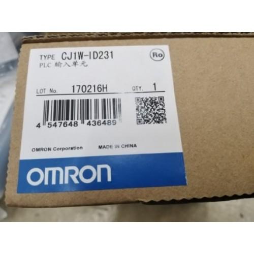 OMRON CJ1W-ID231 INPUT MODULE ราคา 3950 บาท