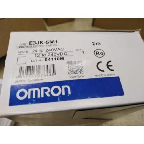 OMRON E3JK-5M1 ราคา 3800 บาท