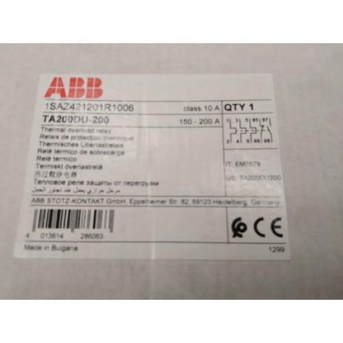ABB TA200DU200 ราคา 6100 บาท