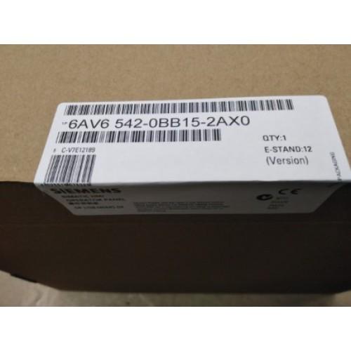 SIEMENS 6AV6-542-0BB15-2AX0 ราคา 55200 บาท