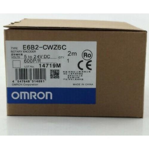 OMRON E6B2-CWZ6C ราคา 3900 บาท