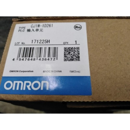 OMRON CJ1W-ID261 ราคา 2500 บาท