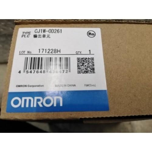 OMRON CJ1W-OD261 ราคา 2500 บาท