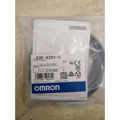 OMRON E2E-X2D1-N ราคา1020บาท