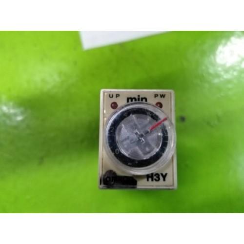 OMRON H3Y-2 5A 220VAC 10MIN ราคา 739.80 บาท