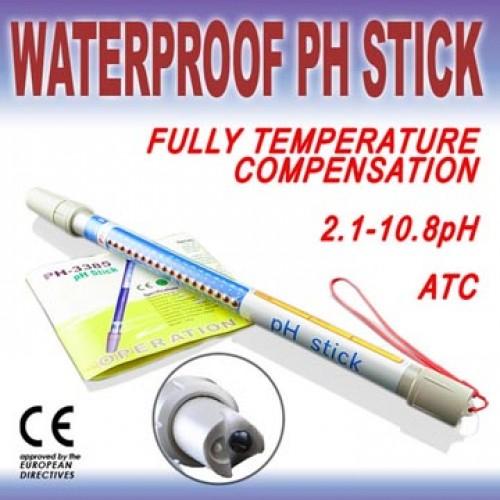 มิเตอร์วัดกรดด่าง สำหรับปลูกผักไฮโดรโปนิกส์ ทรงคทา รุ่น PHS-3385 ช่วงค่า 2.1-10.8