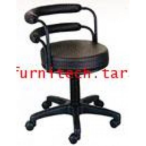เก้าอี้บาร์เตี้ยมีล้อ