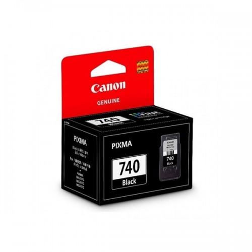 PG-740 ตลับหมึกCanon สีดำ