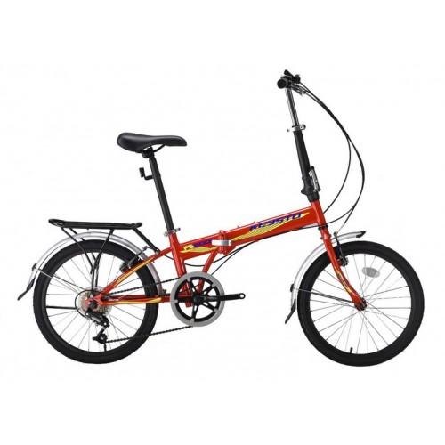 จักรยานพับราคาประหยัด KEYSTO วงล้อ20 เกียร์ 6 สปีด