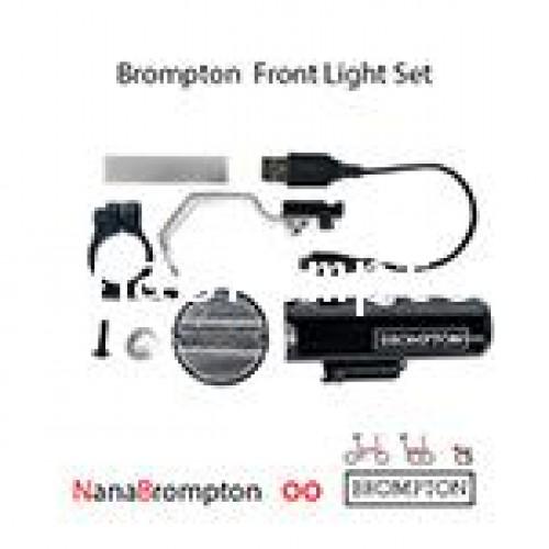 Front Light Brompton Volt 400