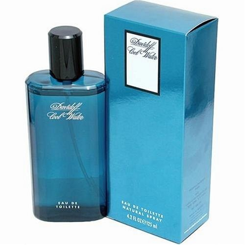 Davidoff Cool Water For Men Eau De Toilette Natural Spray 125 ml