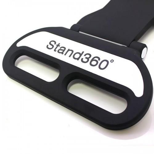 Stand 360 องศา สำหรับ iPad2 และ New iPad (สีดำ)
