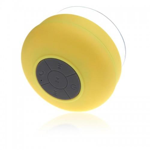 ลำโพง Bluetooth กันน้ำ รุ่น BTS-06 สีเหลือง