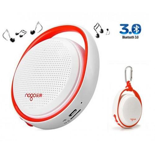 ลำโพง Bluetooth Nogo รุ่น F2 สีส้ม