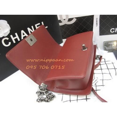 Chanel Boy flap bag Lamb skin Top Mirror Image 7 stars ��������������������������������������������� 9.8 ������������