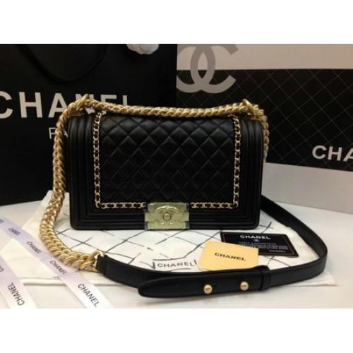 Chanel  boy flap bag aged calfskin GHW Top mirror image ��������������������������������������� 9.8 ������������