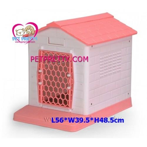 +สั่ง5วัน+บ้านสุนัข แมว กระต่าย Plastic รุ่น Sky Villa House สำหรับสัตว์เลี้ยงนน.ไม่เกิน4กก.
