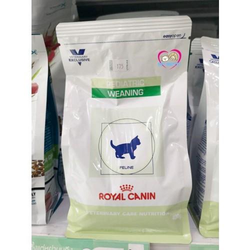 อาหารแมว Royal canin Weaning แม่และลูกแมวหย่านมถึง 4 เดือน ขนาด 400g