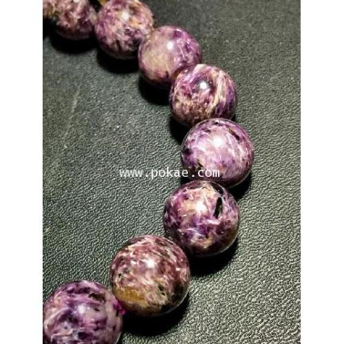 หินชารอย (Charoite Stone)