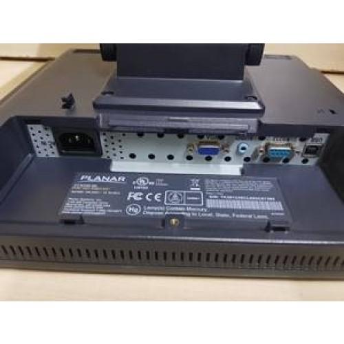 หน้าจอทัศกรีน LCD 15 นิ้ว PLANAR รุ่น PT1545R มือสอง