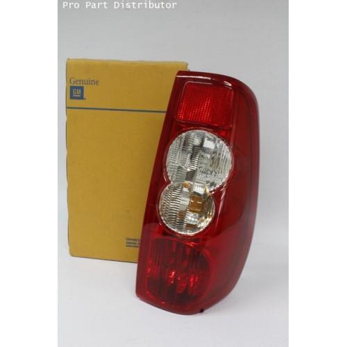 ไฟท้าย เชฟโรเลต โคโลราโด LH CHEVROLET COLORADO ตัวเดิม อะไหล่แท้รถยนต์เชฟโรเลต(อะไหล่แท้ 8980094120)