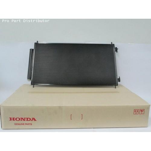แผงแอร์ ฮอนด้า อะไหล่รถยนต์แท้ฮอนด้า HONDA CRV 2007อะไหล่แท้รถยนต์ฮอนด้า(รหัสอะไหล่แท้80110-SWA-A01)