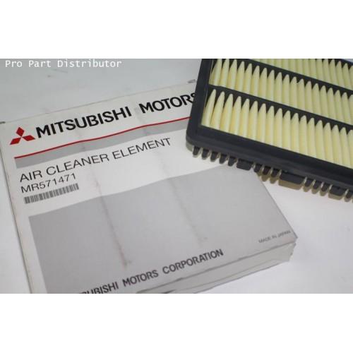 ไส้กรองอากาศ รถยนต์มิตซูบิชิ ปาเจโร MITSUBISHI PAJERO V43,V45 รถนอกอะไหล่แท้รถยนต์ (รหัส MR-571471)